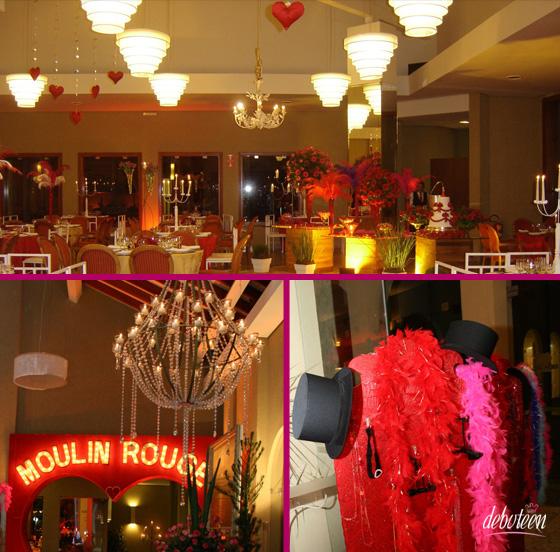 Festa Moulin Rouge