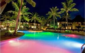 piscinas decoradas