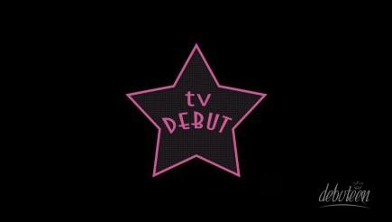 tv debut
