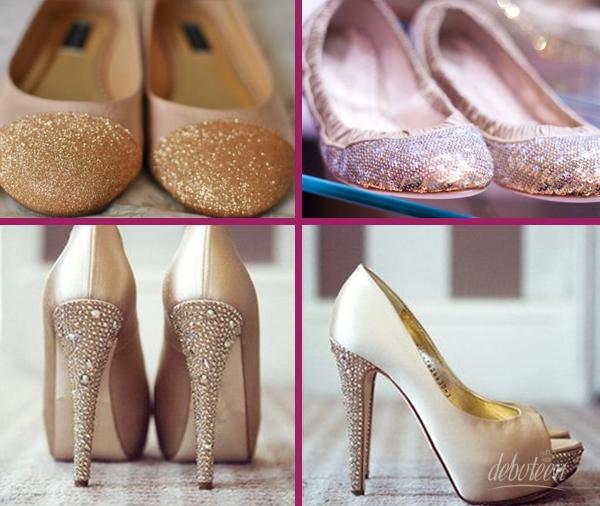cerimonial: a troca de sapato