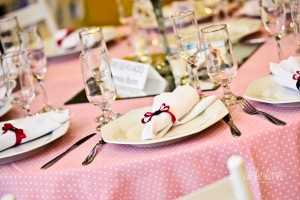 Festa Rosa Pink e Preto de Maria Vitória Gazoni