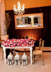 Festa Rosa Pink de Maria Vitória Gazoni