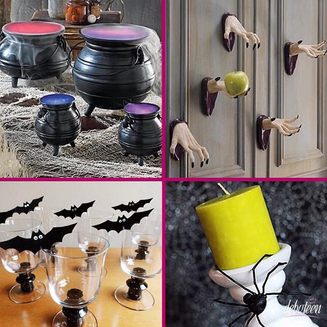 Detalhes de Halloween! #debuteenblog #party #halloween