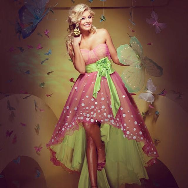 Foto: Tony Bowls #dress #vestido #debuteenblog #pink