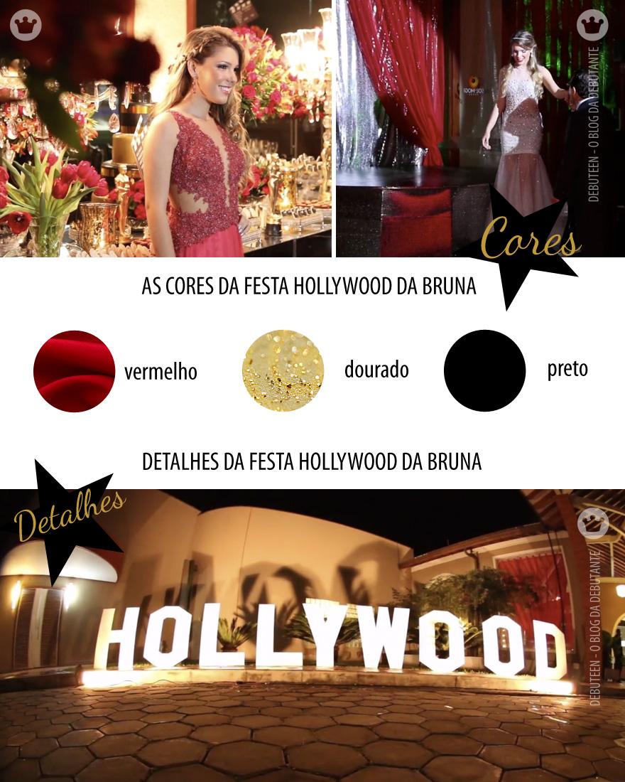 Festa Hollywood Debutante Bruna Parreira