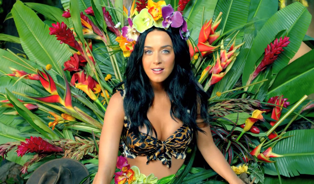 Katy Perry clipes inspiram temas
