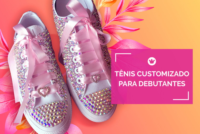 all star customizado debutantes